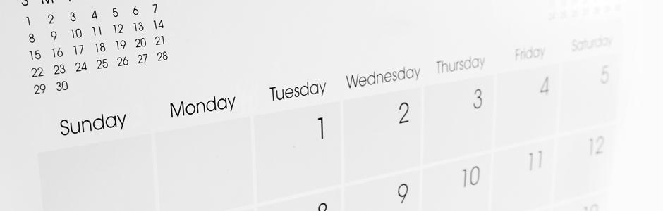 Annal Calendar