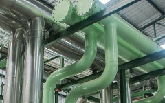 Commercial Plumbing Pipes